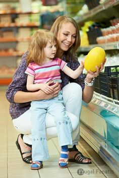 Tips for Grocery Shopping on a Budget with a Family