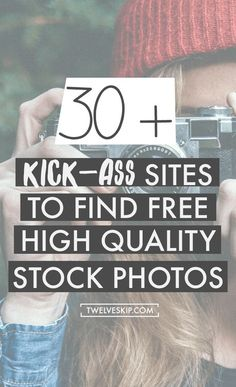 Tips for Bloggers and small business | 30+ Websites To Find High Quality Free Stock Photos