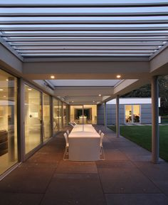 Villa Van Schijndel - Picture gallery #architecture #interiordesign #outdoor