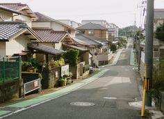 by Blanche ☆ on Flickr... so tempted to longboard down that street XD