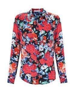 flower shirt-@blanco Flower Shirts #newclothes #FlowerShirts #Flower #Shirts #womenfashion www.2dayslook.com