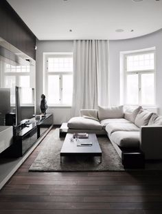 10 minimalist living rooms to make you swoon | minimalist, living