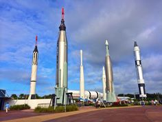 Kennedy Space Center. Port Canaveral, Fl.