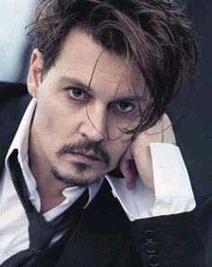 ~  † Johnny Depp †  FOR DIOR COLOGNE ADD~