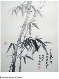 :::ATELIER LILI YUAN:::chinesische Tuschmalerei:::