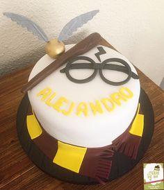 Harry Potter Cake  By Cakesbyme