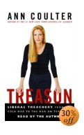 Treason: Liberal Treachery from the Cold War to the War on Terrorism, Ann Coulter, 9781400050307, #books, #btripp, #reviews