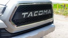 """2016 Tacoma Grille Insert """"TRD"""" Style 