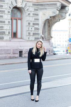 BELTED : P.S. I love fashion by Linda Juhola