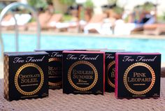 Too Faced Bronzers, Poolside.