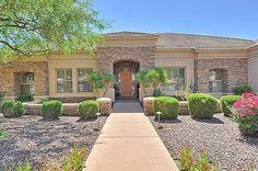 Extravagant Desert Estate in Sunny Scottsdale, Arizona.