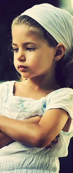 A lovely child.