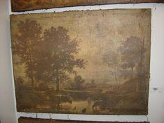 antique landscape