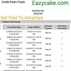 How Would You Like To Get More Traffic?  Turn Targeted Traffic Into Cash Money www.eazycake.com The Traffic Source That Pays Every 20 minutes