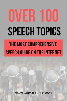 Over 100 speech topic ideas. Speech topics are sorted by persuasive, demonstration, age, theme, etc. Public Speaking Activities, Speaking Games, Public Speaking Tips, Listening Activities, Speech Activities, Class Activities, Interesting Speech Topics, Interesting Presentation Topics, Fun Informative Speech Topics
