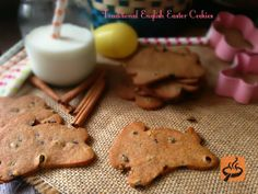 Traditional Easter Recipes | Traditional English Easter Cookies recipe