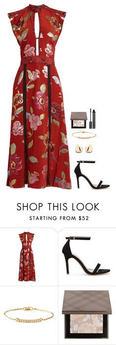 """Untitled #922"" by h1234l on Polyvore featuring Burberry and Christian Dior"