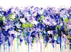 "Saatchi Art Artist Corinne Natel; Painting, ""April"" #art"