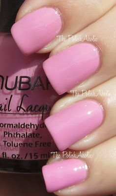 Strawberry- Nubar Spring 2012 Jellybeans Collection