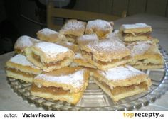Czech Recipes, Ethnic Recipes, Desert Recipes, Apple Pie, Nutella, Baked Goods, Breakfast Recipes, Deserts, Food And Drink