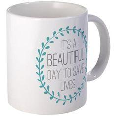 Grey's Anatomy: Beautiful Day 2 Mug