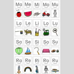 Anlautsilben-Memory The Effective Pictures We Offer You About montessori education preschool A quali Teaching Kids, Kids Learning, Kindergarten Prep, Education Week, Montessori Education, Learn German, Syllable, German Language, Learning Centers