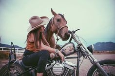 justinmilwaukee:  Ashley Rolshoven as photographed by Staci Wilt for Issue 28 of Show Class Chopper Magazine.
