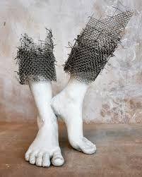 Sculpture By Lene Kilde Plaster Sculpture, Sculpture Clay, Wow Art, Ceramic Art, Ceramic Jewelry, Ceramic Necklace, Ceramic Spoons, Ceramic Painting, Ceramic Plates