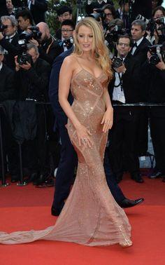 blake lively Cannes Film Festival 2016