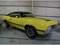 1970 Oldsmobile Cutlass W-31 Holiday Coupe 1 of 74