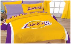 LAKERS. Want this for my spare room that is being converter to a lakers theme