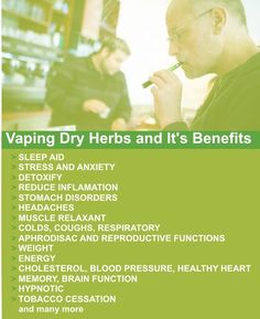 Vaping Dry Herbs The benefits of not smoking and #vaping instead.  Learn more at www.ceresvapes.com
