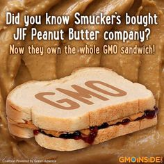 Smucker's caught in
