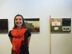 Esther Pearl Watson @ Webb Gallery