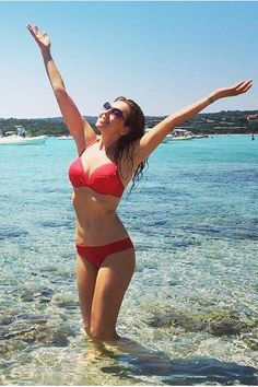 Thalia is currently vacationing around Italy — in the most glamorous way possible and in a sexy swimsuit. We know all of the deets!