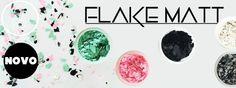 Porque procuramos sempre Nail art originais! Descubra em exclusividade a nova colecção verão dos glitters Flake matt da Biucosmetics ! Visite-nos em www.biucosmetics.com #portugal #faro #loule #unhas #biucosmetics
