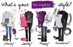 What's your lia Sophia style? F/W '14