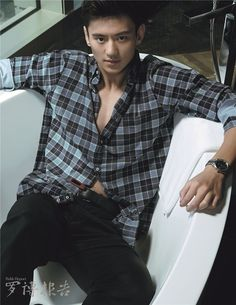 Ning Zetao how to wear | Michael Kors Fans