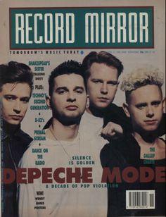 Record Mirror magazine, 1990