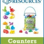 Learning Resources Counters Review and Giveaway