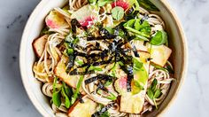 A cold noodle salad we can't stop eating.