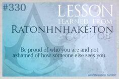 Lesson # 330