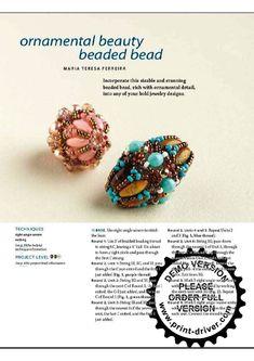 Ornamental beauty - 1/3 - Beading beads