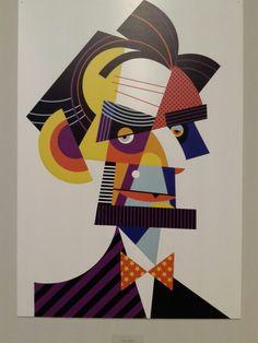 Pablo Lobato alle gallerie d'Italia a Vicenza. Abramo Lincoln