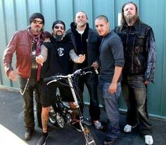Sons of Anarchy. Obsessed.