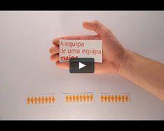 www.nata.pt Video de Apresentação da Agência Nata Design realizado em Stop Motion. Foram utilizadas cerca de 1400 fotos na sua elaboração.…