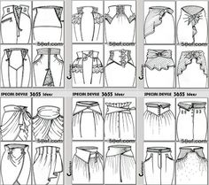 Dress Design Drawing, Dress Drawing, Fashion Design Drawings, Fashion Sketches, Fashion Terminology, Sketching Techniques, Flat Sketches, Retro Mode, Modelista