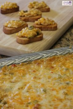 Baked Spicy Corn Dip