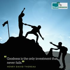 Actions and thoughts motivated by kindness, generosity, strength and integrity will bring peace and joy into your life and strengthen your character. No one can take that away from you. . . . . . #MotivationMonday #Conservation #Dilmah #NoCompromise #DilmahConservation #DiversityofLife #LoversofLife #motivationalquotes #Mondaymotivation Henry David Thoreau, Human Services, Social Justice, Monday Motivation, Integrity, Conservation, Motivationalquotes, Investing, Strength