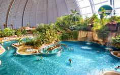 Tropical Islands: Europe's largest tropical holiday world  De officiele website TROPICAL ISLAND BERLIN